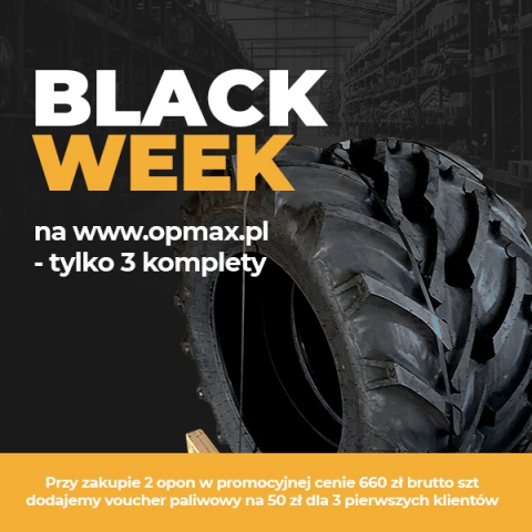 BLACK WEEK W OPMAX